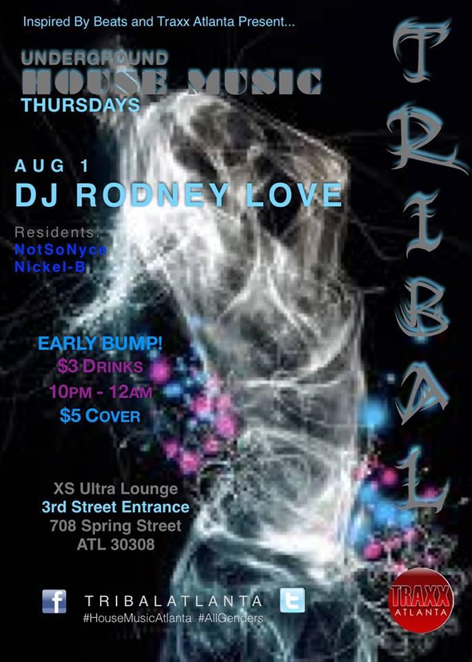 DJ Rodney Love
