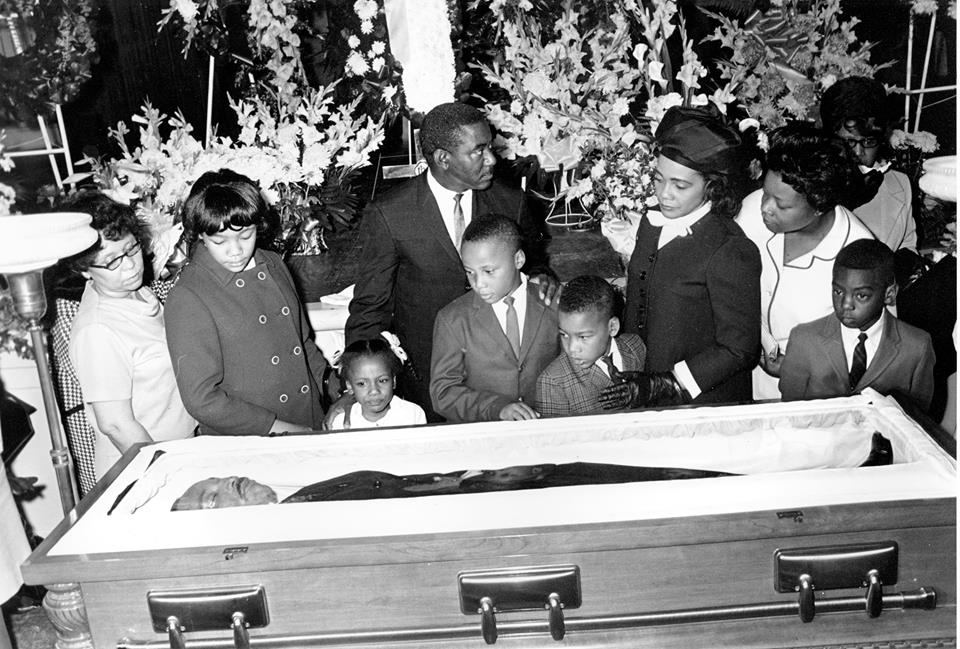 mlk assassination The assassination attempt that left mlk jr with a cross-shaped scar on his mlk assassination anniversary: where are race relations today dr martin luther king jr on august 28, 1963.